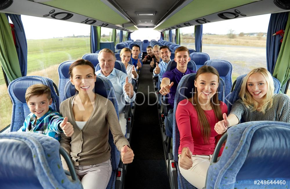Transfers en bus o cualquier otro transporte