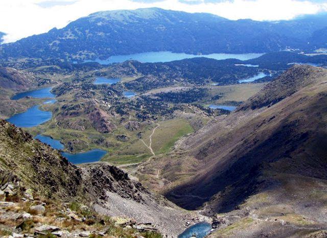 Cerdanya i Capcir, les muntanyes de la Catalunya Nord