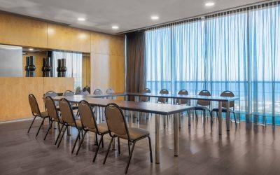 Reuniones de empresa y seminarios