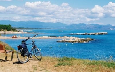 À vélo le long des voies vertes de la Costa Brava