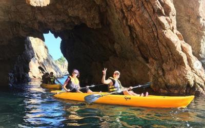Une semaine de multi-activités à la Costa Brava