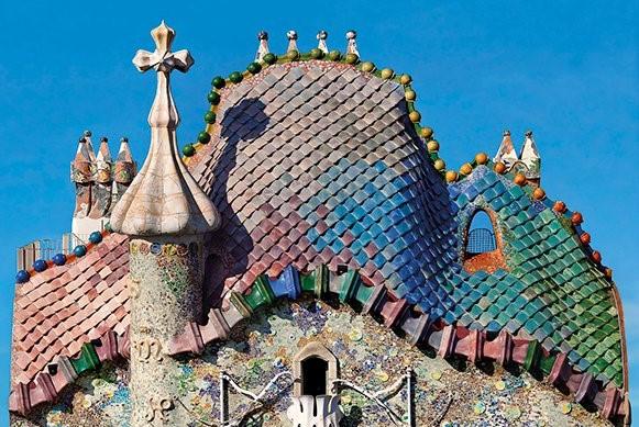 Casa Batlló, Modernist tour in Barcelona