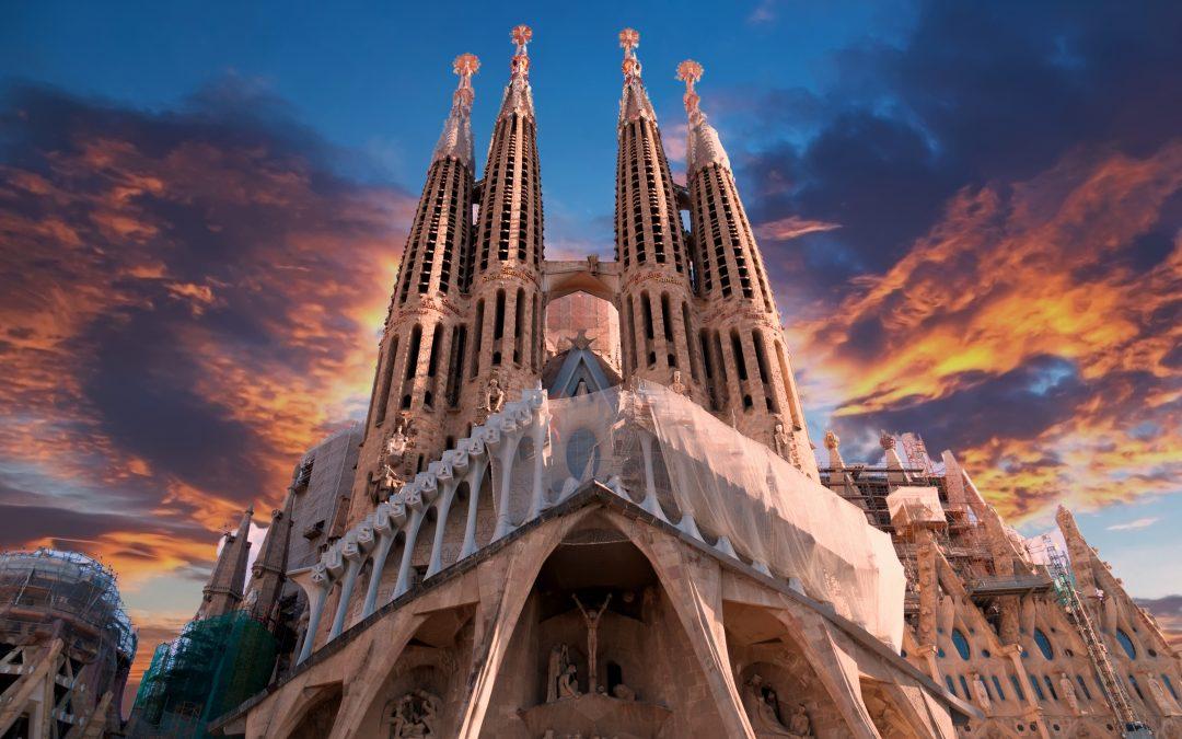Sagrada Família, school trips de Barcelona