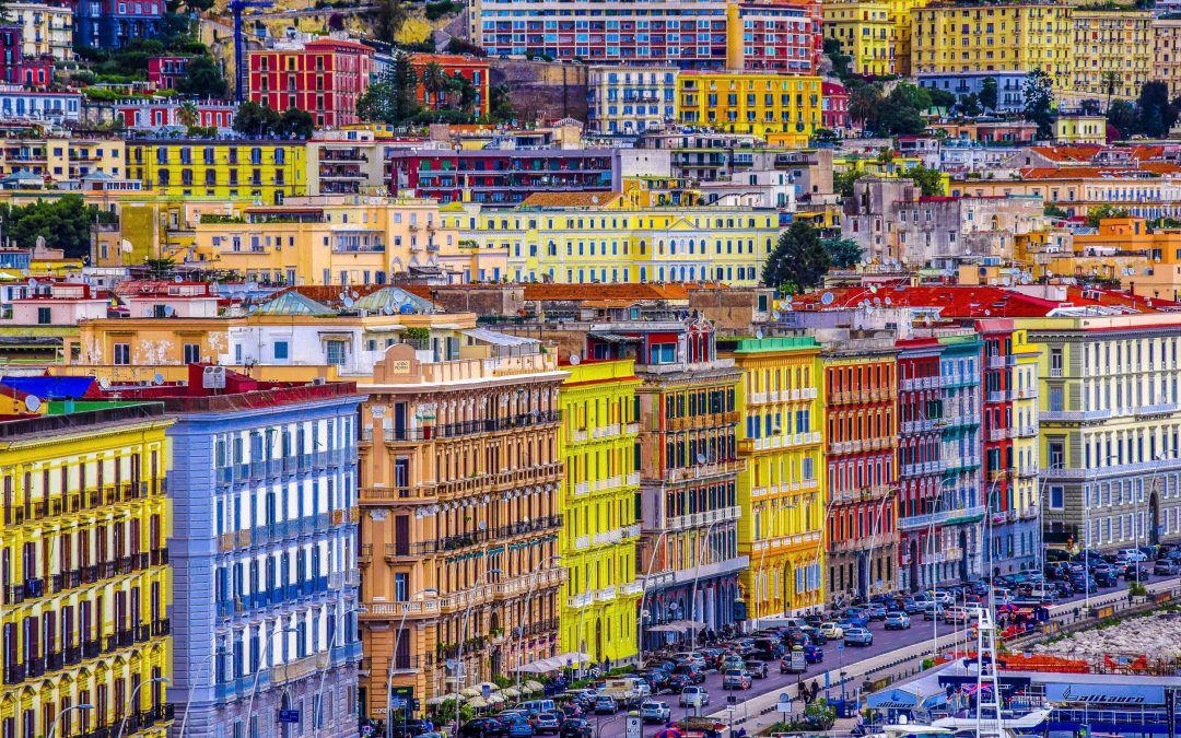 Napoli city, off-shore excursions