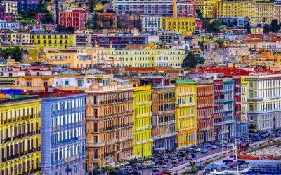 Nápoles, escalas de crucero en Nápoles, Sorrento y Costa Amalfi